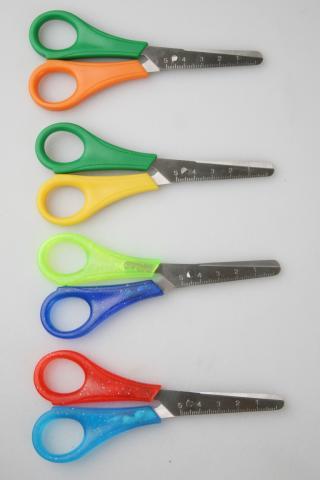 Rolfes left hand scissors