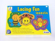 Frank Lacing Fun Insects