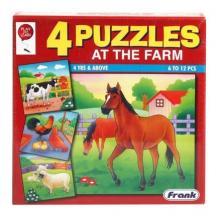 Frank 4 Puzzles