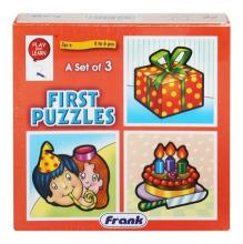 Frank First Puzzles