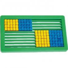 Smile Abacus Two Colour
