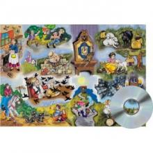 Smile Look and Listen Nursery Rhymes Puzzle